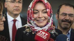 Lindsay Lohan se serait convertie à