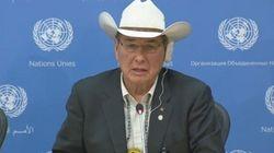 Les dirigeants autochtones critiquent le Canada à