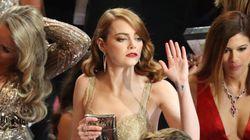 Justin Timberlake «photobomb» Emma Stone... et c'est