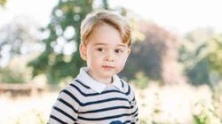 George, le petit prince mode, fête ses 3 ans avec