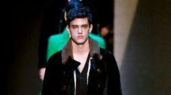 Mode à Milan: Armani donne un coup de pouce aux jeunes