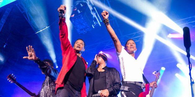 Juste pour rire 2016: Les frères Jackson comme au bon vieux
