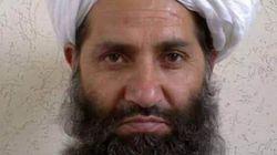Le chef des talibans afghans a une drôle de