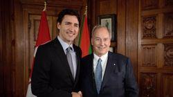 Vacances chez l'Aga Khan: Trudeau ne répondra qu'à la