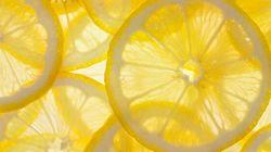 La rondelle de citron dans votre boisson est pleine de