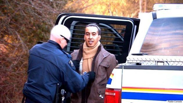 Rencontre avec un demandeur d'asile qui a traversé la frontière canadienne à