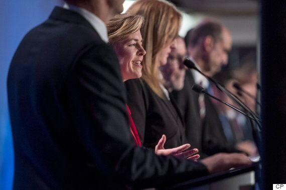 Débat en français du PCC: les députés du Québec ont les candidats à
