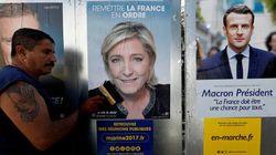 Présidentielle française: voici les résultats définitifs du 1er