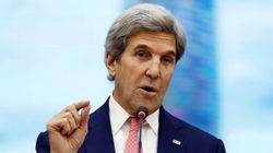 Union européenne: John Kerry dénonce les «propos déplacés» de