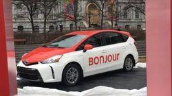 Les taxis de Montréal auront une nouvelle