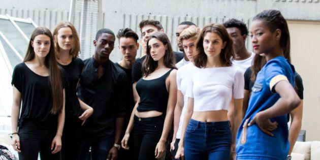 Plus de 250 mannequins au centre-ville de Montréal pour le grand casting FMD