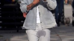 Justin Bieber est très fier de «s'être fait pipi