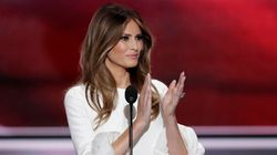 La rédactrice du discours de Melania Trump