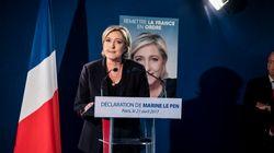 «Tout sauf eux»: La Une engagée de Libération à la veille du premier tour de la