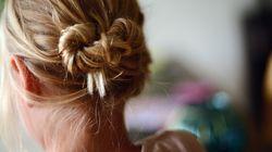 Voici ce qui se passe vraiment quand vos cheveux vous font