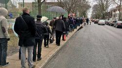 De nombreux Français votent à