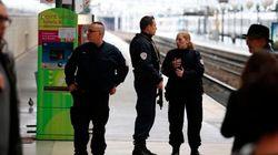 Paris: un homme portant un couteau a été arrêté à la gare du