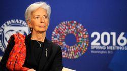 Le FMI voit d'un bon oeil la croissance des dépenses du gouvernement