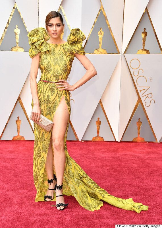Oscars 2017: les pires tenues du tapis rouge (