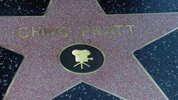 Une étoile à Hollywood pour cet