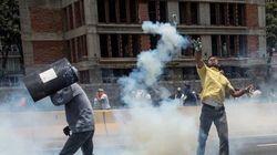 Mort, pillages et faim: chronique d'une nuit d'émeute au