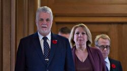 Trump à la Maison-Blanche: le Québec revoit son positionnement aux