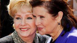 L'actrice Debbie Reynolds décède à 84 ans, un jour après sa fille Carrie