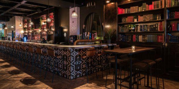 Madame Bovary: un resto-bar d'envergure sur la Rive-Sud de Montréal