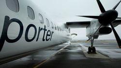 Une panne de système a perturbé tous les vols de Porter
