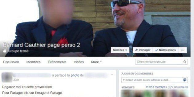 De nombreux appels à la haine sur la page Facebook de Bernard «Rambo»