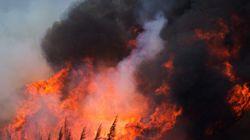 L'incendie à Fort McMurray est l'événement météo de