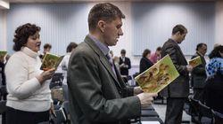 Les Témoins de Jéhovah sont officiellement interdits en
