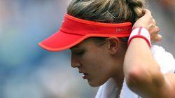 Eugenie Bouchard éliminée au premier tour du tournoi de