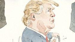 Cette Une du «New Yorker» renvoie Donald Trump en