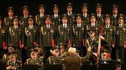 Les Choeurs de l'Armée Rouge, symbole de la Russie au delà de ses