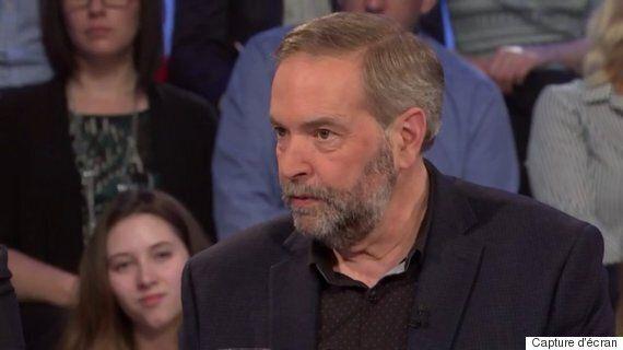 Pas de place sur l'échiquier politique pour le NPD-Québec, selon Thomas