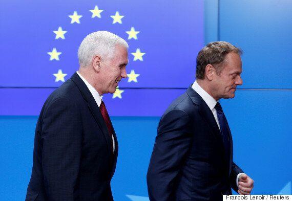 Trump déterminé à poursuivre la coopération avec l'UE, affirme