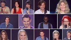 «La voix»: les deuxièmes auditions à l'aveugle font vibrer les