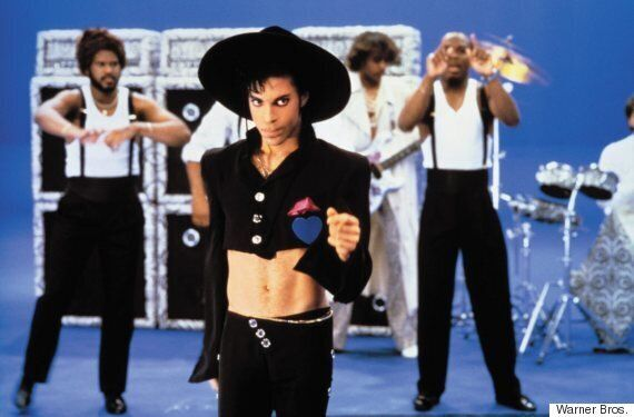 Prince régnait aussi sur l'univers du cinéma