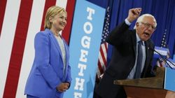 Bernie Sanders apporte son soutien à Hillary Clinton
