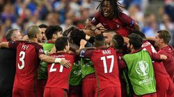 Le Portugal bat la France en prolongation