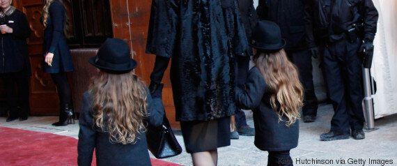 Les jumeaux de Céline Dion sont passés chez le
