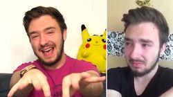 Un youtubeur spécialisé dans les Pokémon fâche...les Pokémon