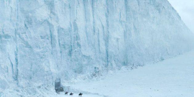 L'épisode final de la saison 6 de «Game of Thrones» contient un indice sur l'avenir du «Mur» [ATTENTION