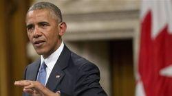 Obama livre un discours d'adieu émouvant aux Communes