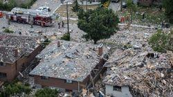 Explosion à Mississauga : la thèse d'un suicide se