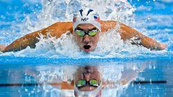 Jeux Olympiques: Phelps termine ses sélections en