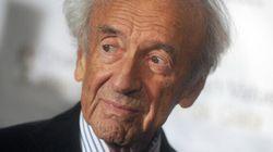 Elie Wiesel, prix Nobel de la paix et survivant de la Shoah est
