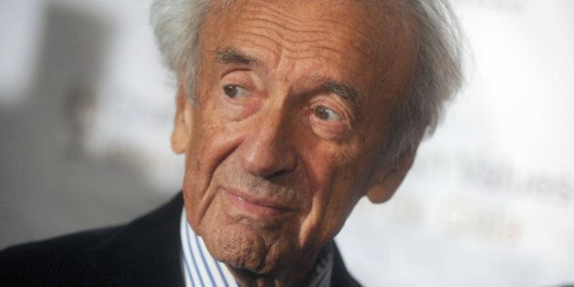 Photo by: Dennis Van Tine/STAR MAX/IPx 5/28/15 Elie Wiesel at The Champions of Israel Gala.