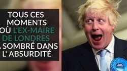 Boris Johnson, le roi du malaise